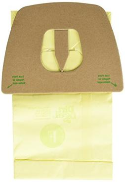 Dirt Devil 3-300480-001 Type F Bags with Filter, 3-Pack