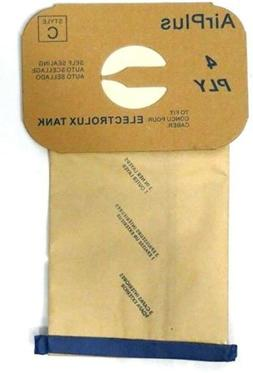 24 Bags for Electrolux Canister Vacuum Style C  Vacuum Bags