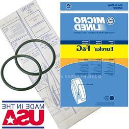 10 Bags for Eureka Style F&G Vacuum Cleaner F G Sanitaire Co