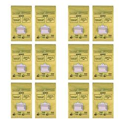 KEEPOW 12 Allergen Vacuum Bags Fit for Sears Kenmore Caniste