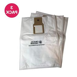 3 Kenmore 50688, 50690 Cloth Bags, Part # 20-5068, 20-50681