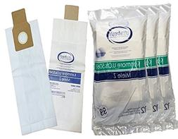 36 Kenmore Type U Allergen Filtration Vacuum Bags for Kenmor