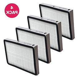 4 Replacements for Kenmore EF1 HEPA Style Filter Fits Whispe