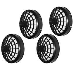 EnviroCare Replacement HEPA Dome Vacuum Filters for Tristar
