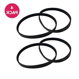 Think Crucial 4 Replacements for Kenmore CB-3 Smooth Belts F