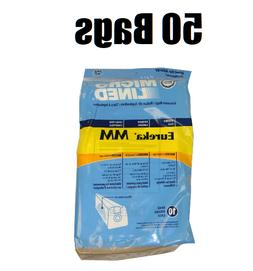 50 Style MM Vacuum Bags for Eureka Mighty Mite Canister 6029