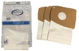 6 Eureka Vacuum Cleaner Bags Style C Mighty Mite Canister Ba