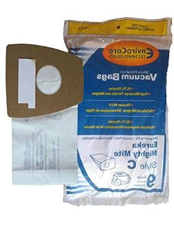 EnviroCare Replacement Micro Filtration Bags for Eureka Type