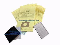 9 Kenmore Progressive Canister Vacuum Cleaner bags 5055 5055