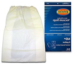 EnviroCare Replacement Vacuum Bags for Modern Day 8 Gallon C