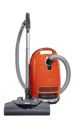 Miele S8380 Cat & Dog Canister Vacuum