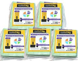 ProTeam 10 qt Backpack Bags - 5 Pack Bundle