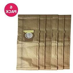 Think Crucial 6 Replacement for Kirby F Paper Bags Fit Ultim