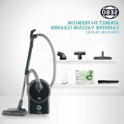 SEBO Airbelt D4 Premium Canister Vacuum Cleaner with ET-1 Po