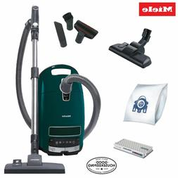 Miele Alize C3 Complete Canister Vacuum Cleaner Great On Har