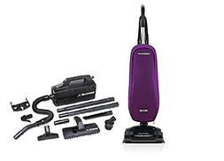 Oreck Axis Upright Lightweight Vacuum Cleaner Purple Value B