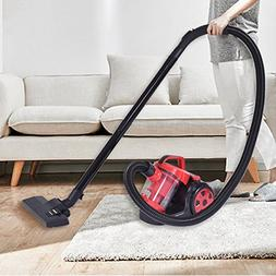 MD Group 700 W Bagless Cord Rewind Canister Vacuum Cleaner w
