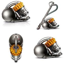 Dyson Ball Multi Floor Canister Vacuum Yellow/Iron