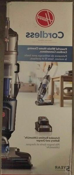 Hoover BH51120PTV Vacuum Cleaner 20V Air Cordless Lift Uprig