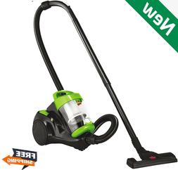 Bissell Zing Canister, 2156A Vacuum, Green Bagless SHIP NOW