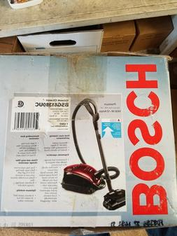 Bosch BSG8130UC Canister Vacuum with Motorized Power Carpet
