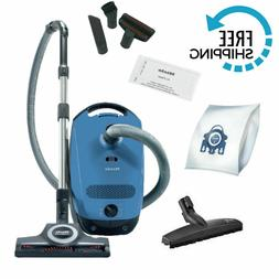 Miele C1 Classic Turbo Team Canister Vacuum Cleaner