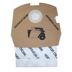 BISSELL COMMERCIAL C3000-PK12 Canister Vacuum Bags,Paper,PK1