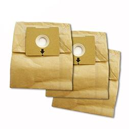 TVP Zing Canister Compatible 6-Paper Vacuum Cleaner Bags For