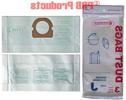 Canister Vacuum Cleaner Bags Hoover Type J 405396 Model Cons