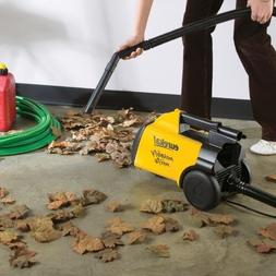 Canister Vacuum, Home, Auto and Garage Cleaning Lightweight