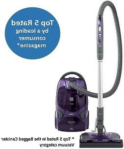 Canister Vacuum Purple Upright Bags Rotating Head Parts Hard