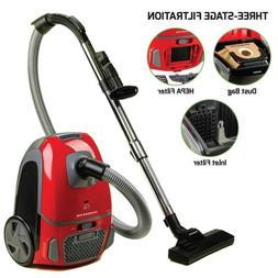 Ovente Canister Vacuum with Tri-Level Filtration ST1600 Seri