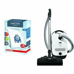 Miele Classic C1 Cat and Dog Canister Vacuum Cleaner & Miele