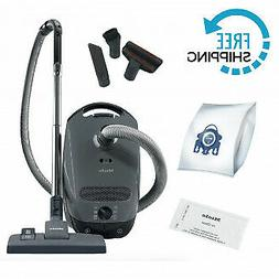 Miele Classic C1 Pure Suction Canister Vacuum WITH Attachmen