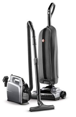 Hoover - Platinum Collection Lightweight Bagged Upright Vacu