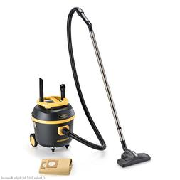 commercial canister vacuum