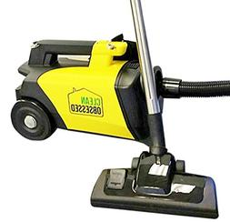 Clean Obsessed Commercial HEPA Canister Vacuum CO711