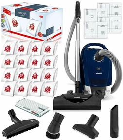 Miele Compact C2 Electro+ Canister HEPA Canister Vacuum Clea