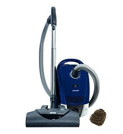 Miele Compact C2 Electro+ Canister Vacuum Cleaner, Marine Bl