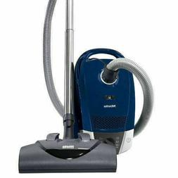 Miele Compact C2 Electro+ 1200W Marine Blue Canister Vacuum