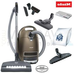 Miele Complete C3 Brilliant Canister Vacuum Cleaner 10 Year