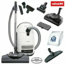 Miele Complete C3 Cat & Dog  Vacuum With Odor Filter And Pet
