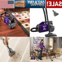 Corded Bagged Canister Vacuum Cleaner Pet & Blower 10-amp 9l