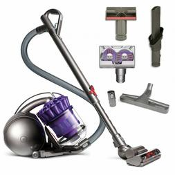 Dyson DC39 Animal Plus Purple Bagless Ball Canister Vacuum C