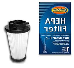 Dirt Devil Part #3sfa11500x - Type F2 Hepa Vacuum Filter