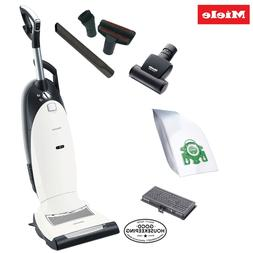 Miele Dynamic U1 Cat and Dog Lotus White Upright Vacuum
