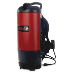 Sanitaire EUKSC420 Quiet Clean Backpack Vacuum, 50' Cord, 33