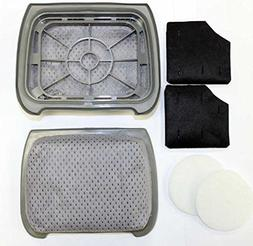 SHARK Euro-Pro EP76, EP77 Canister Vacuum Cleaner Filters XS