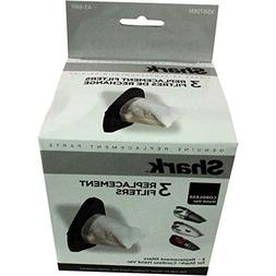 Shark Euro Pro SV726 Replacement XSB726N Filters - 3 Pack