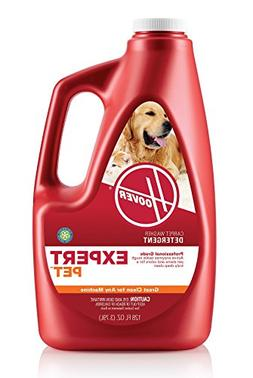 Hoover Expert Pet 128 Ounce Carpet Washer Liquid Detergent,